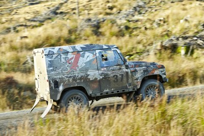 Land Rover DEFENDER CHALLENGE by Bowler Motorsport - Borders Rally Season Finale 68