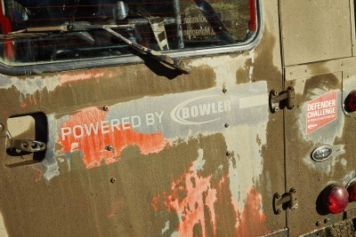 Land Rover DEFENDER CHALLENGE by Bowler Motorsport - Borders Rally Season Finale 73