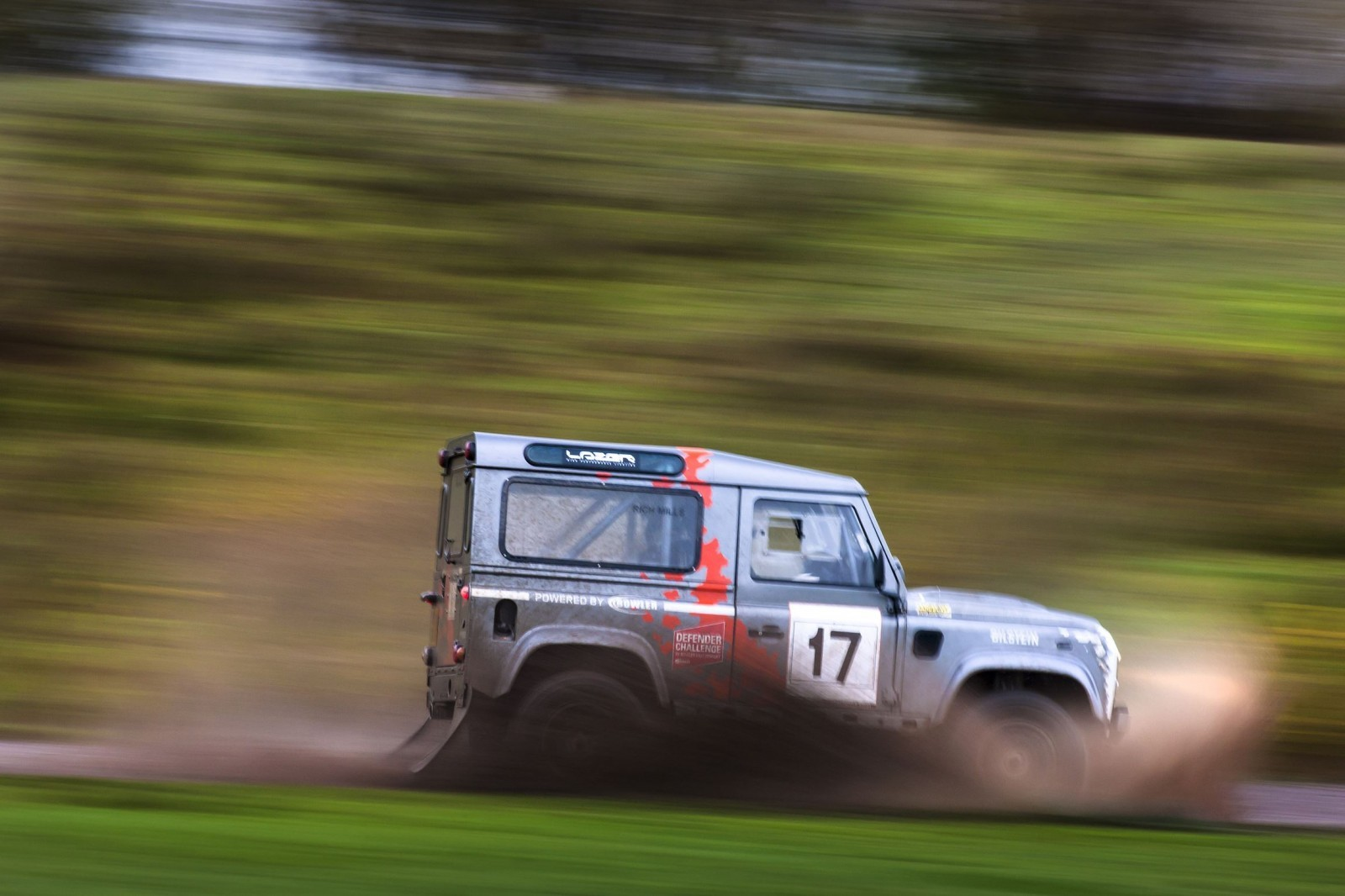 Land Rover Defender Challenge By Bowler Motorsport Tempest Rally 19 Home Race Series Wraps Epic 2015 Season Crowns Winner