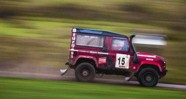 Land Rover DEFENDER CHALLENGE by Bowler Motorsport