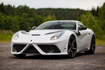 MANSORY Ferrari F12 Revoluzione and Stallone Packs Offer Timely Hypercar Refresh