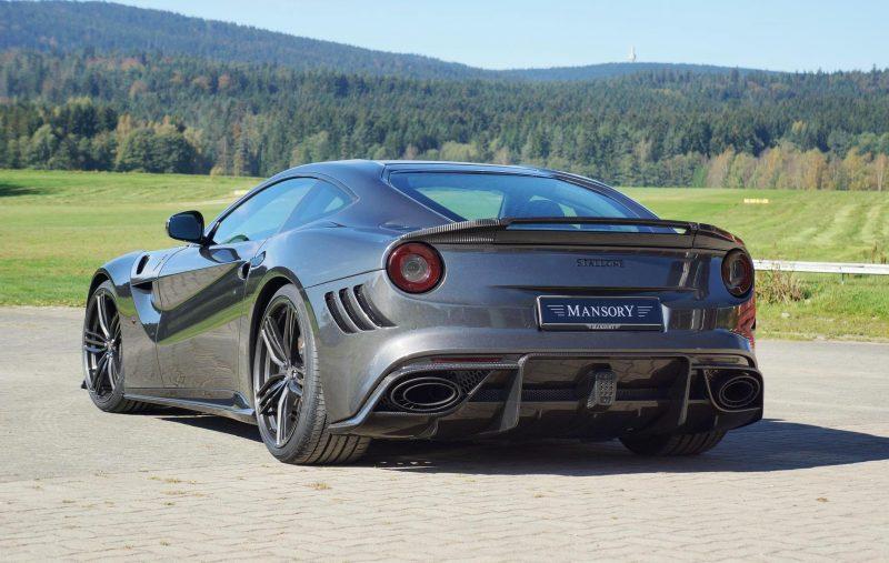 MANSORY Ferrari F12 12
