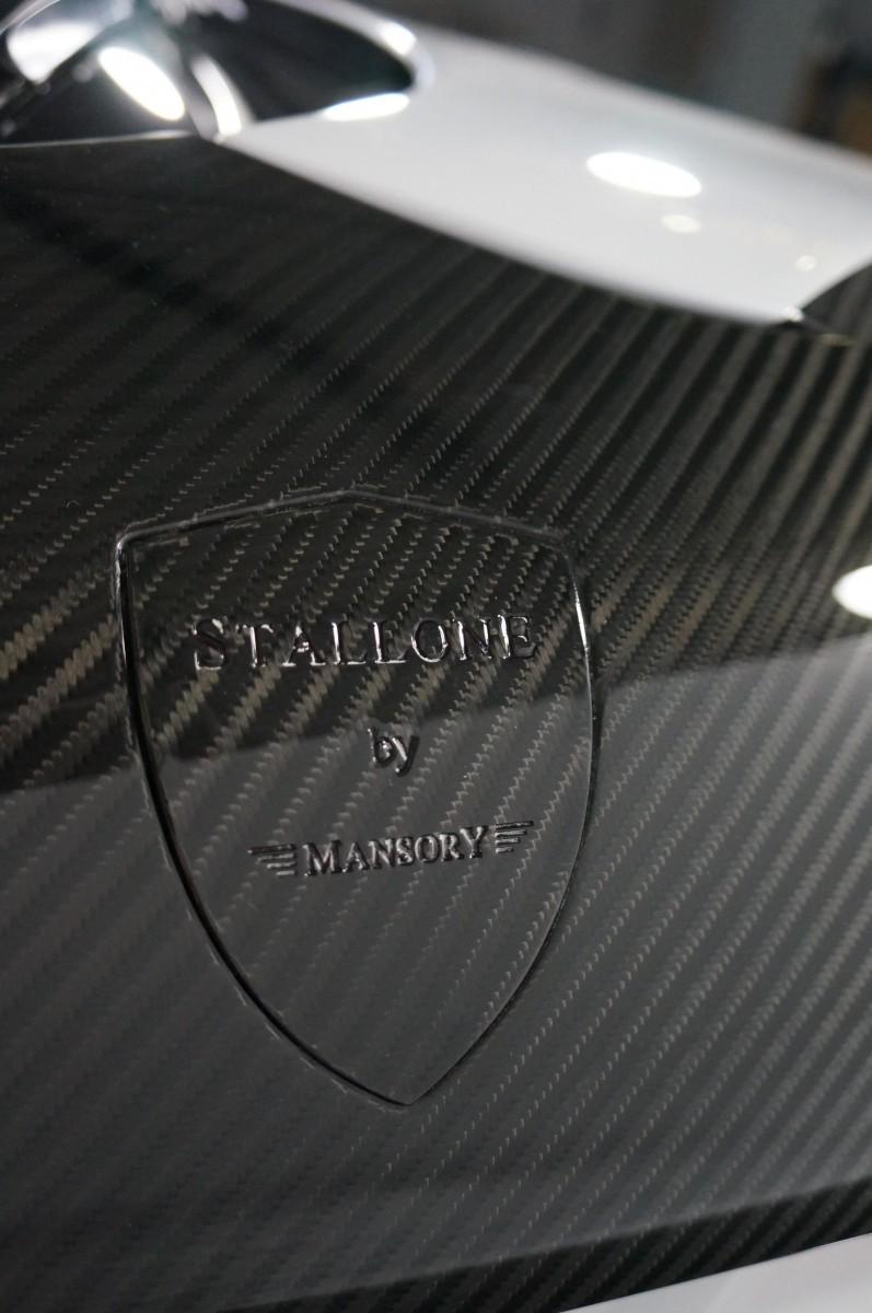MANSORY Ferrari F12 18