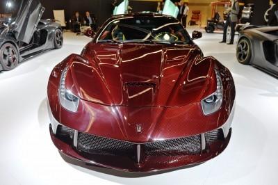 MANSORY Ferrari F12 Revoluzione 17