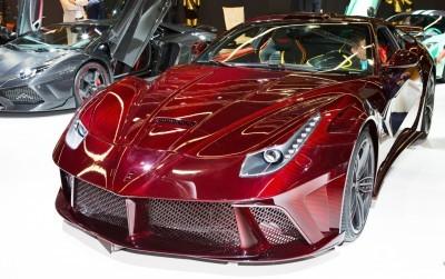 MANSORY Ferrari F12 Revoluzione 3