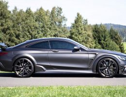 985HP MANSORY S63 Black Edition Coupe – Upgrades Detail + 20 New Photos