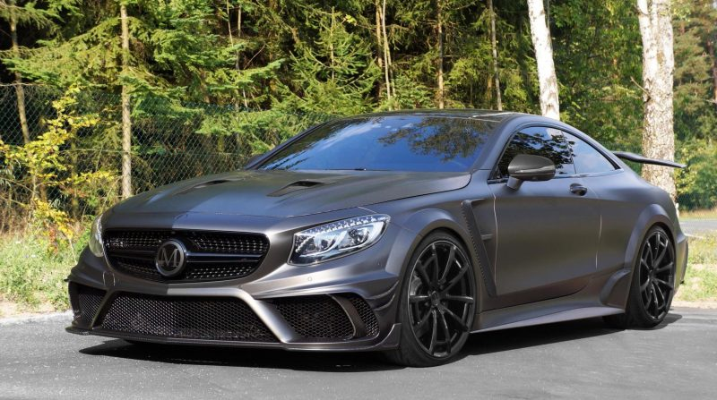 MANSORY S63 Black Edition Coupe 24