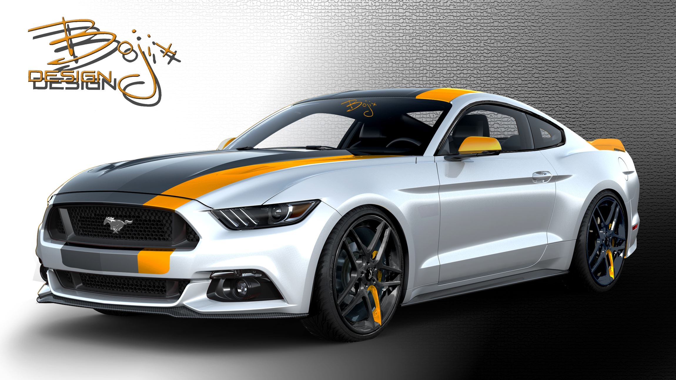 Ford Sema 2015 Customs Preview 1964 Mustang Paint Colors