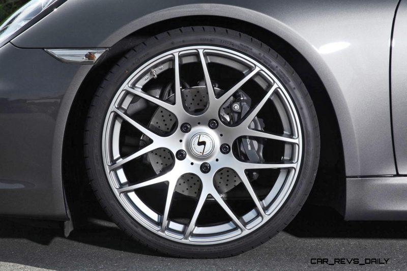 Porsche Boxster by SCHMIDT Revolution 11