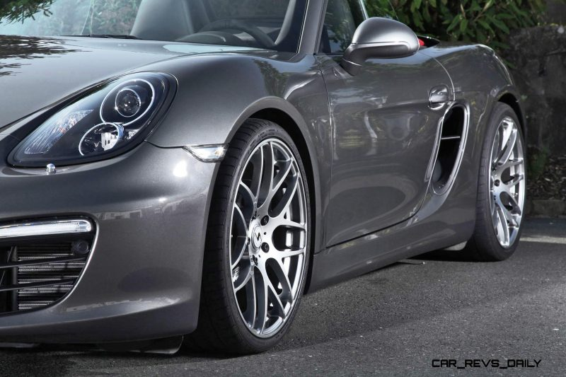 Porsche Boxster by SCHMIDT Revolution 13