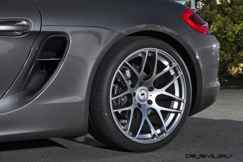 Porsche Boxster by SCHMIDT Revolution 4