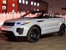 2016 RANGE ROVER Evoque Convertible – World Premiere