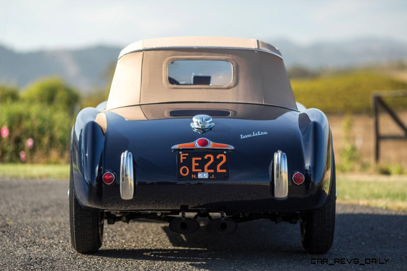 RM NYC 2015 - 1954 Siata 208S Spider by Motto 12