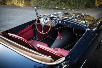 RM NYC 2015 - 1954 Siata 208S Spider by Motto 13