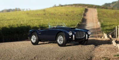 RM NYC 2015 - 1954 Siata 208S Spider by Motto 2