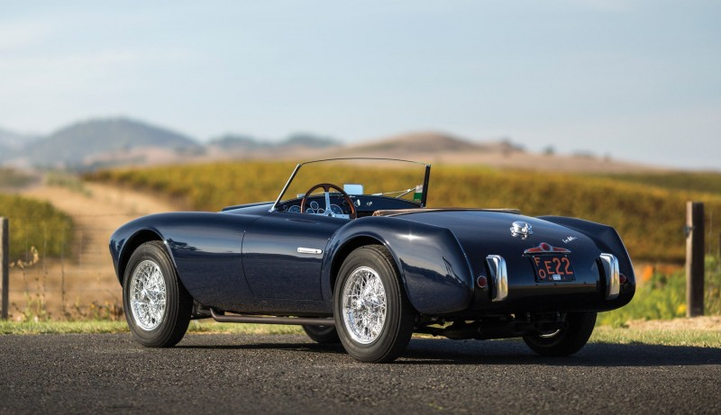 RM NYC 2015 - 1954 Siata 208S Spider by Motto 3