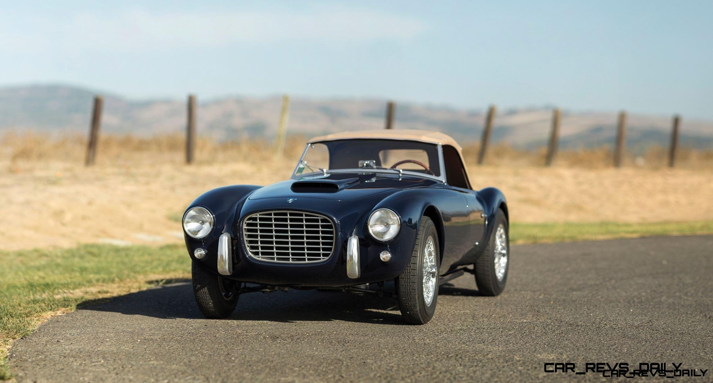 RM NYC 2015 - 1954 Siata 208S Spider by Motto 30