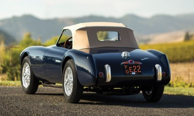 RM NYC 2015 - 1954 Siata 208S Spider by Motto RM NYC 2015 - 1954 Siata 208S Spider by Motto RM NYC 2015 - 1954 Siata 208S Spider by Motto