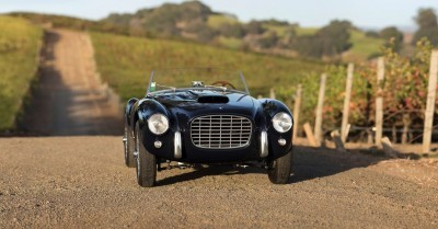 RM NYC 2015 - 1954 Siata 208S Spider by Motto RM NYC 2015 - 1954 Siata 208S Spider by Motto
