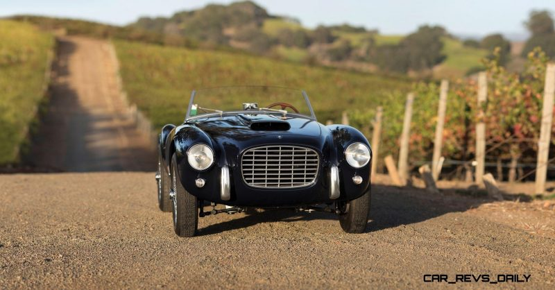 RM NYC 2015 - 1954 Siata 208S Spider by Motto 37