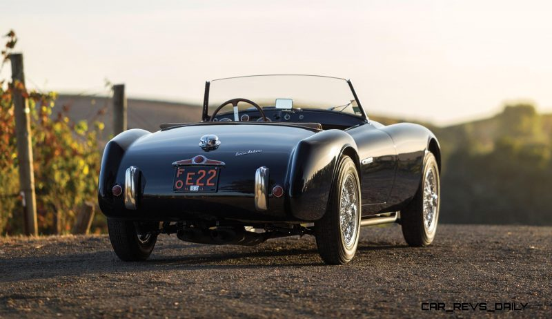 RM NYC 2015 - 1954 Siata 208S Spider by Motto 38