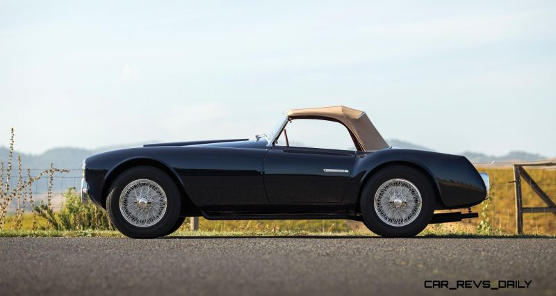RM NYC 2015 - 1954 Siata 208S Spider by Motto 6