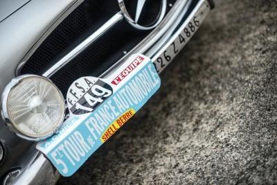 RM NYC 2015 - 1955 Mercedes-Benz 300SL Sportabteilung Gullwing 10