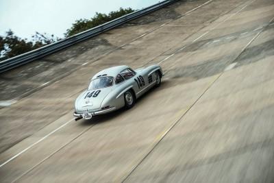 RM NYC 2015 - 1955 Mercedes-Benz 300SL Sportabteilung Gullwing 2