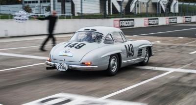 RM NYC 2015 - 1955 Mercedes-Benz 300SL Sportabteilung Gullwing 21