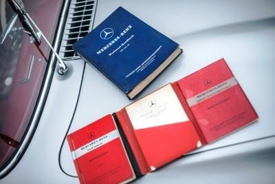 RM NYC 2015 - 1955 Mercedes-Benz 300SL Sportabteilung Gullwing 23