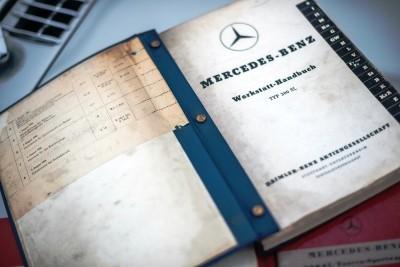 RM NYC 2015 - 1955 Mercedes-Benz 300SL Sportabteilung Gullwing 24