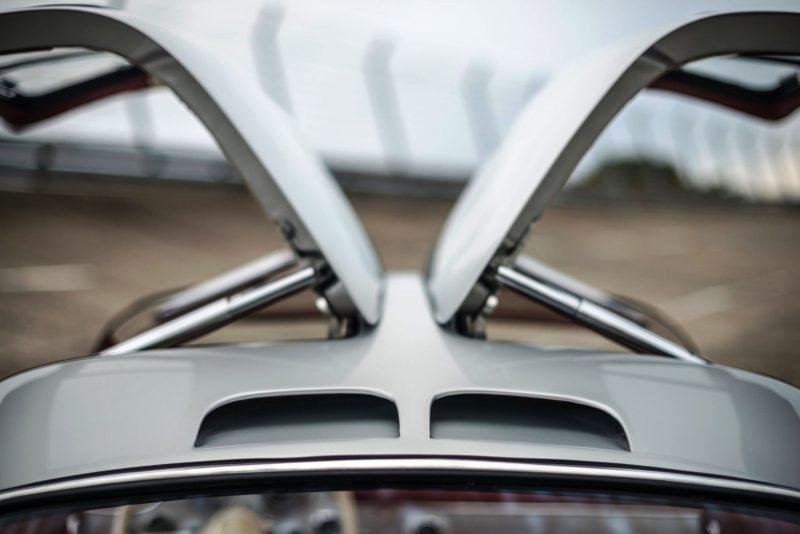 RM NYC 2015 - 1955 Mercedes-Benz 300SL Sportabteilung Gullwing 25