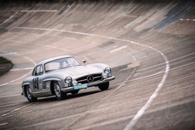 RM NYC 2015 - 1955 Mercedes-Benz 300SL Sportabteilung Gullwing 5