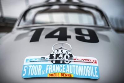 RM NYC 2015 - 1955 Mercedes-Benz 300SL Sportabteilung Gullwing 6