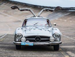 RM NYC 2015 – 1955 Mercedes-Benz 300SL Sportabteilung Gullwing Seeks $7M