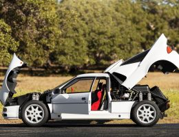 Group B Debrief – 1986 Ford RS200 – Road-Legal Rally Legend Up For Sale