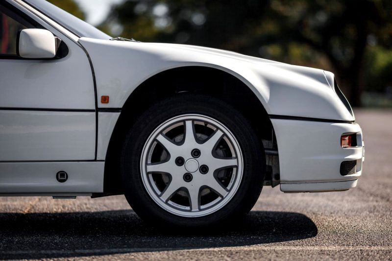 RM NYC 2015 - 1986 Ford RS200 - Final Road-Legal Group B Rally Star 24