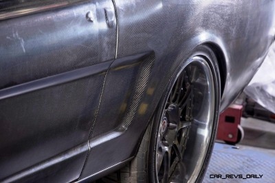 RingBrothers Carbon Fiber Mustang GT-R on HRE Wheels 64