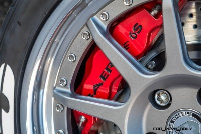 RingBrothers SPLITR Carbon Mustang for HRE Wheels 33