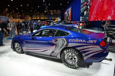 SEMA 2015 - Showfloor Mega Gallery in 288 Photos 156