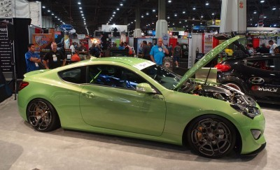 SEMA 2015 - Showfloor Mega Gallery in 288 Photos 280
