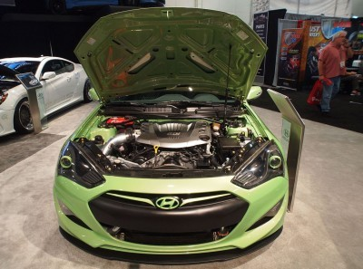 SEMA 2015 - Showfloor Mega Gallery in 288 Photos 281
