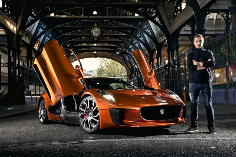 SPECTRE Villain JAGUAR C-X75 3 copy