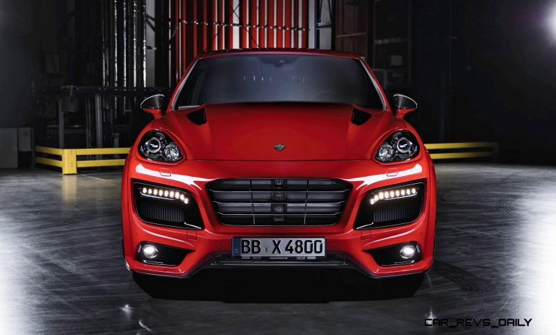 TECHART Magnum for Porsche Cayenne 2