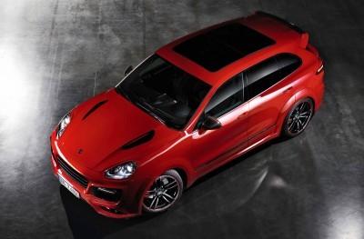 TECHART Magnum for Porsche Cayenne 5