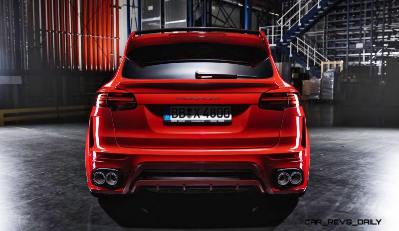 TECHART Magnum for Porsche Cayenne 6
