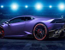 Vorsteiner Reveals Extreme NOVARA Lamborghini HURACAN Aerokit