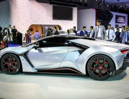 900HP, 250MPH 2016 W Motors FENYR SuperSport World Debut