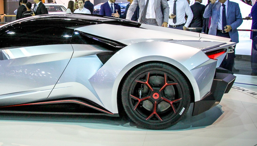 home - W Motors Supersport Limited Edition