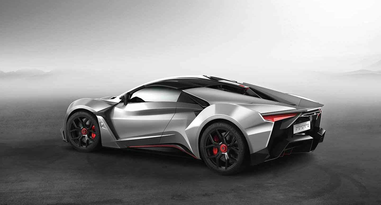 2016 w motors fenyr supersport